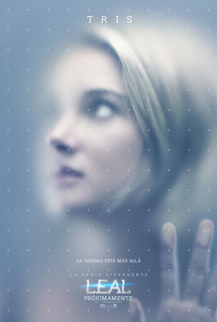 Divergente: Leal