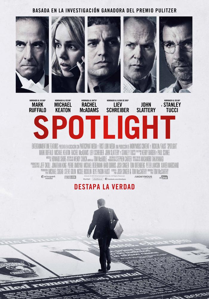 Spotlight - Destapa la verdad