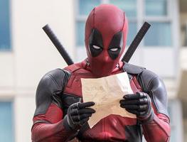 Deadpool, nuevas imágenes y póster oficial