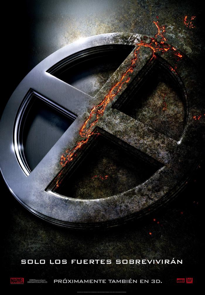 Nuevo tráiler de X-Men: Apocalipsis
