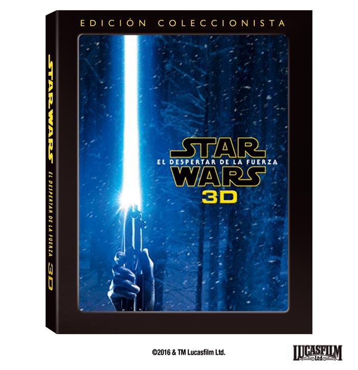 Star Wars: El despertar de la fuerza - Edición Coleccionista