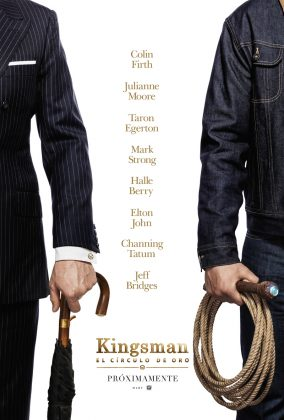 Kingsman: El Circulo de Oro