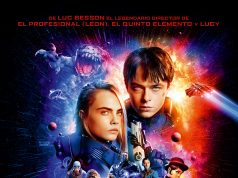Valerian y la ciudad de los mil planetas