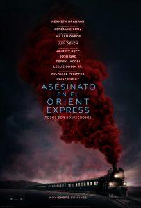 Asesinato En El Orient Express_Poster Teaser