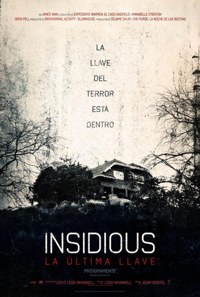 Insidious: La última llave