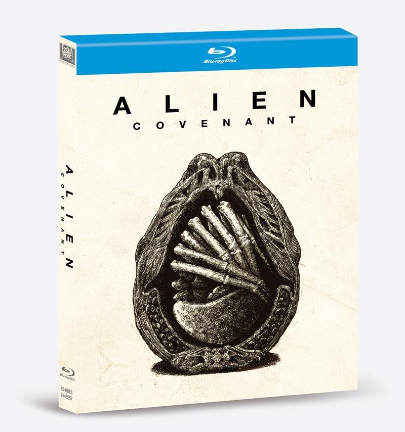 Alien Covenant: Edición Digibook Blu-Ray