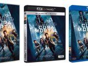 El corredor del laberinto: Cura mortal - Ediciones Blu-Ray y DVD