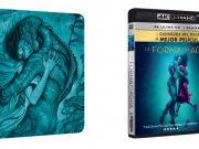 La forma del agua: Ediciones Blu-Ray y DVD