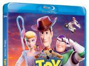 Toy Story 4 - Ediciones en BluRay, DVD y Digital