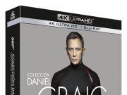 Colección Daniel Craig 4K UltraHD