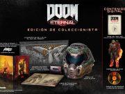 DOOM Eternal - Edición Coleccionista y Deluxe