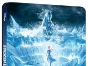 Frozen 2 - Ediciones Blu-Ray y DVD