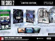 The Surge 2 - Ediciones Limitada, Premium y Banda Sonora
